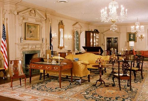 Diplomatic Reception Rooms