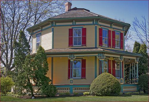 Octagon House