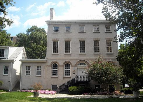 Thomas Law House