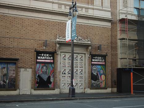 Warfield Theater