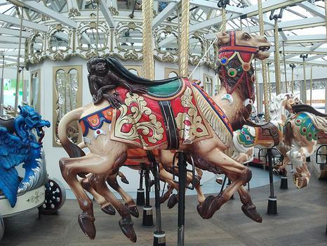 Charles Looff Carousel