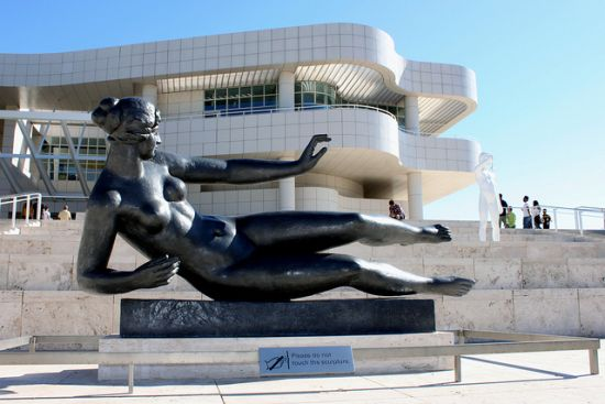 The Getty Center