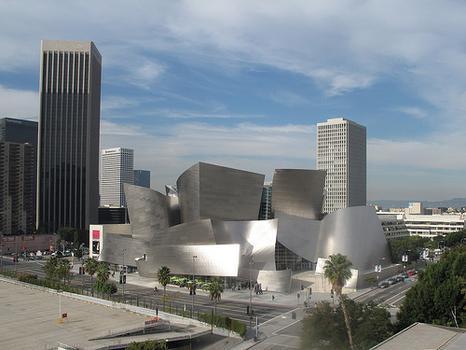 Music Center and Disney Hall