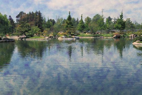 Van Nuys Japanese Garden