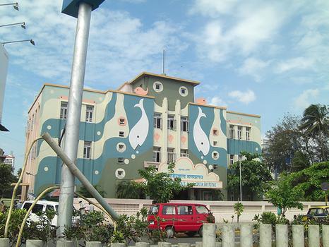 Taraporewala Aquarium