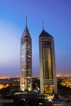 Emirates Towers Boulevard