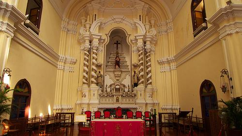 St. Joseph's Seminary and Church