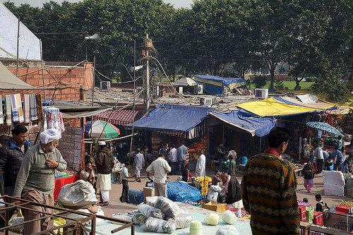 Masjid India Bazaar
