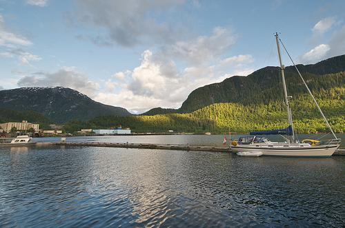 Glória Inlet