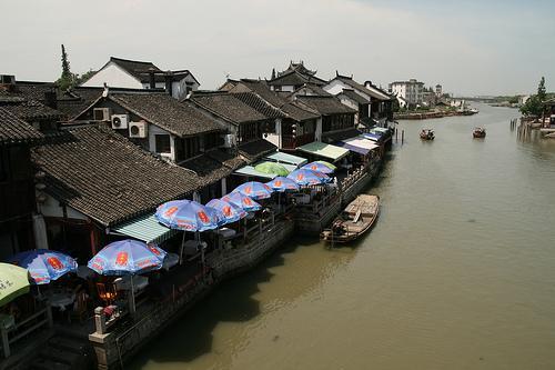 Zhujiajiao Town