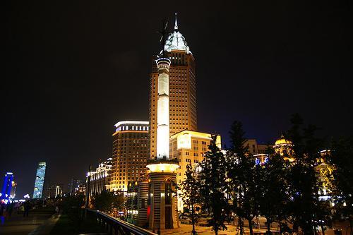 Shanghai World Financial Centre Tower