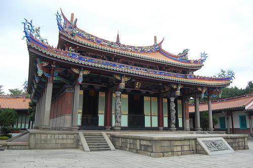 Shanghai Confucius Temple