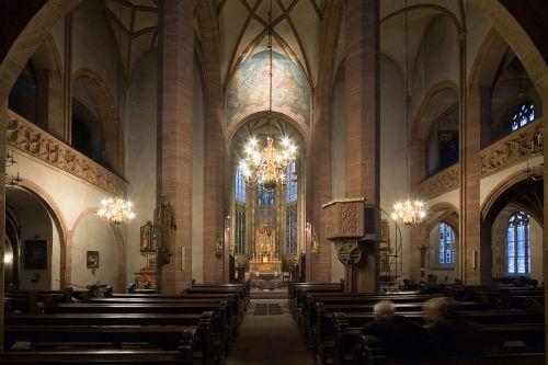 St. Leonhardskirche