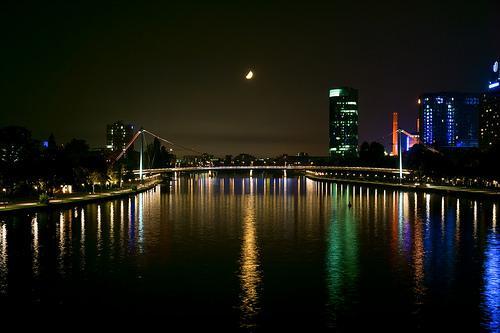 Main river bridges