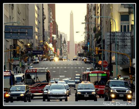 The Obelisco
