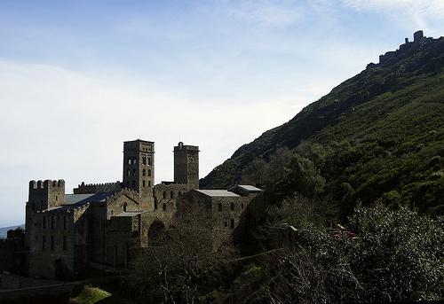Castle Peak Monastery