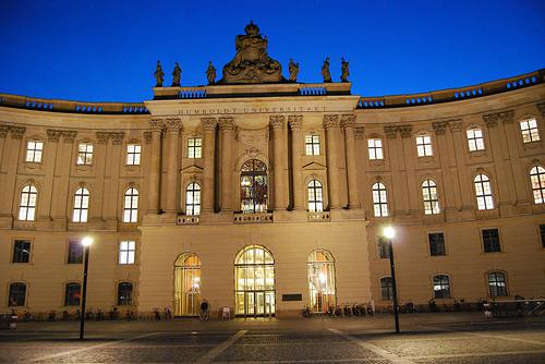 The Bebelplatz