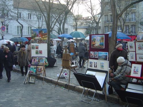 Artists' Square