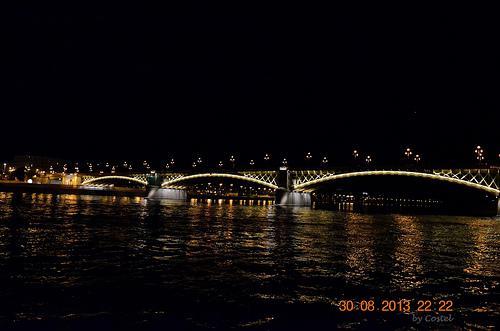 The Danube Island