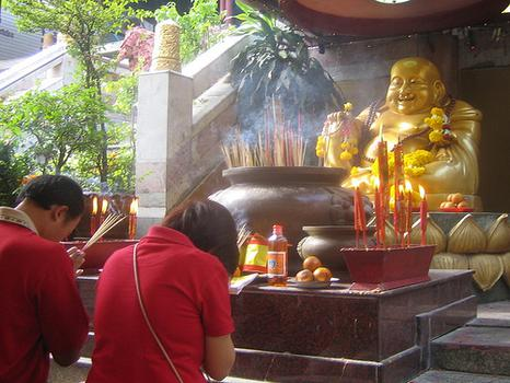 Li Thi Miew Shrine