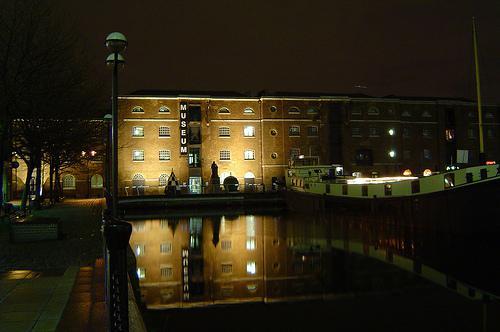 Museum in Docklands