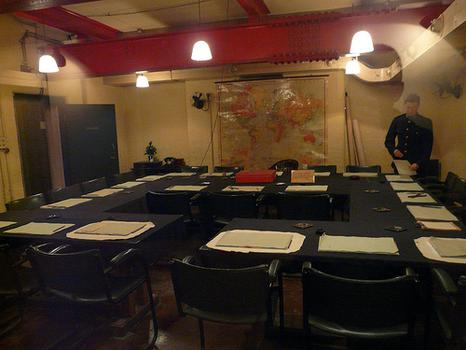 Cabinet War Rooms and Churchill Museum