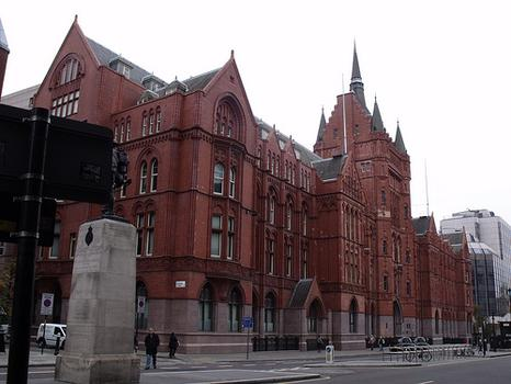 Buildings of High Holborn