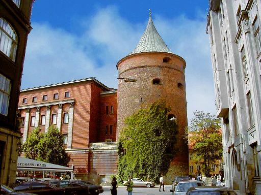 Powder Tower & City Wall