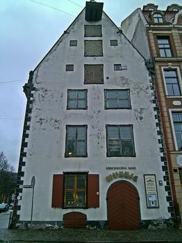 Mentzendorff House