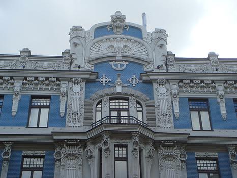 Art Noveau Buildings