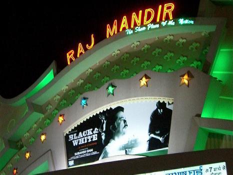 Raj Mandir Theatre