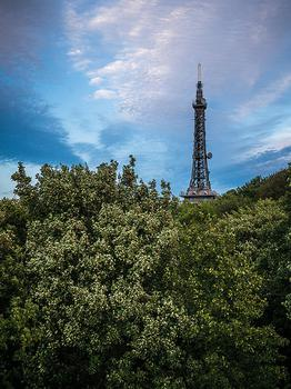 Metallic Tower of Fourviere
