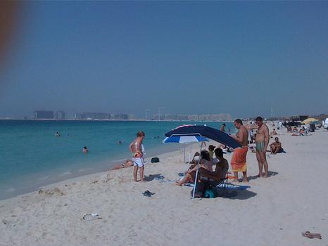 The Beach at JBR