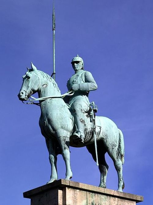 8th Prussian Cuirassiers Memorial