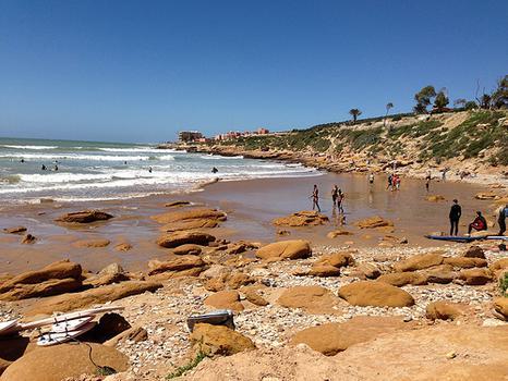 Agadir Beach