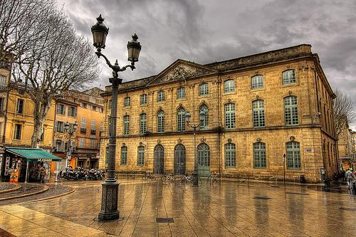 Place de l'Hotel-de-Ville