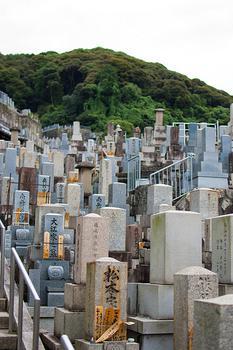 Higashi Otani Mausoleum
