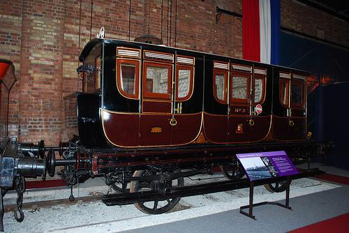 Adelaide National Railway Museum