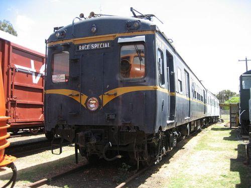 ARHS Railway Museum