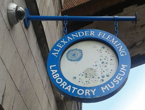 Alexander Fleming Laboratory Museum
