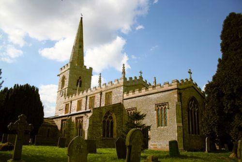 All Saints Church Weston