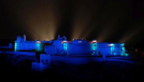 Amber Fort Sound and Light Show