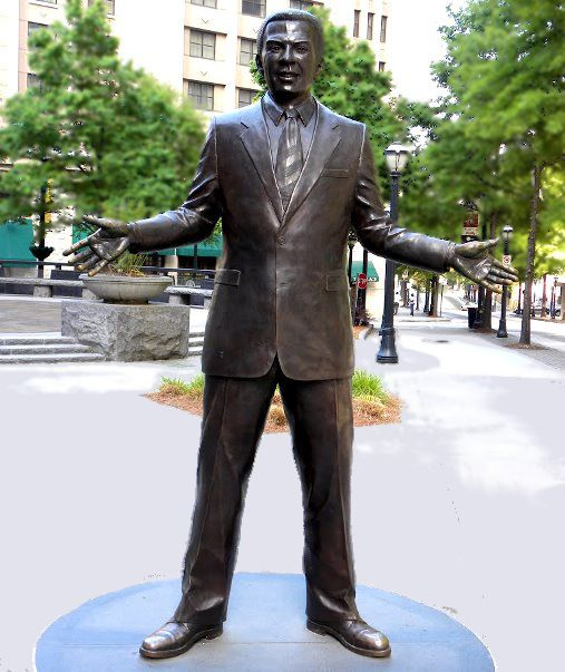 Andrew Young Statue