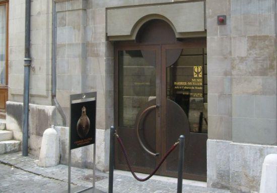 Barbier-Mueller Museum