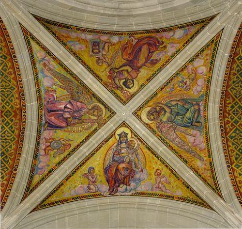 Basilica Notre-Dame of Geneva