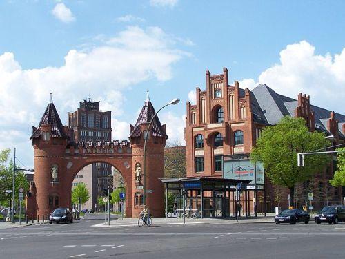 Borsigwerke and Borsigturm