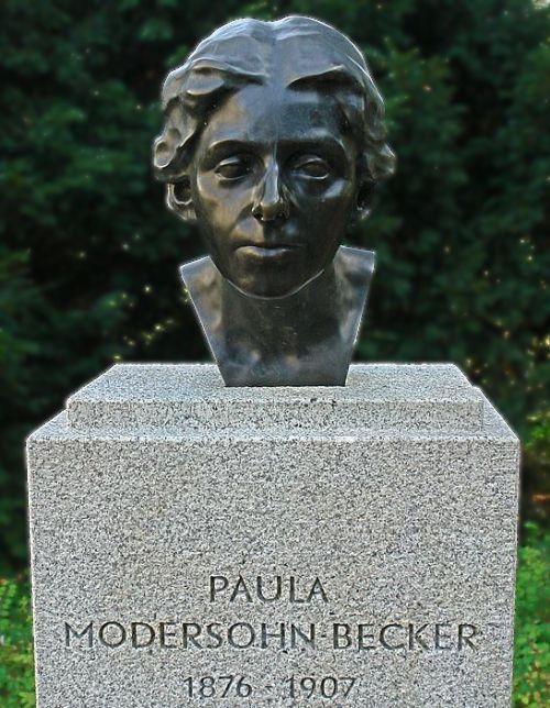 Büste Paula Modersohn-Becker