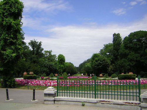 Cişmigiu Gardens