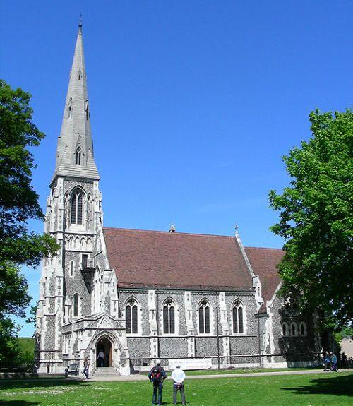 Den Engelske Kirke
