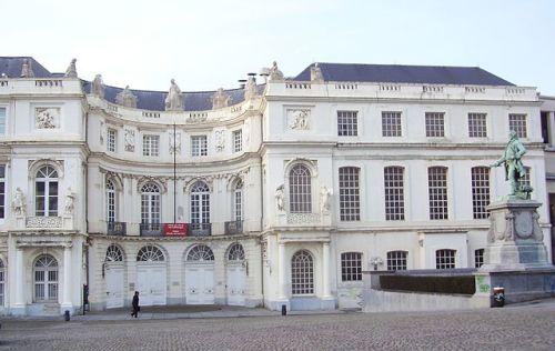 Église Protestante de Bruxelles-Musée